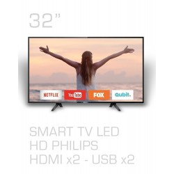 "SMART LED TV HD 32"" PHILIPS 32PHG5813/77"