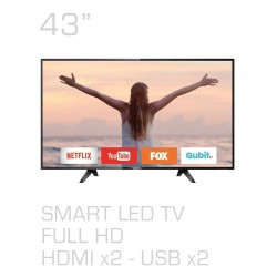 "SMART LED TV 43"" FULL HD PHILIPS 43PFG5813/77"